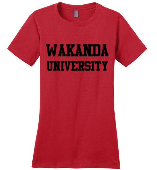 Wakanda University Ladies LQR