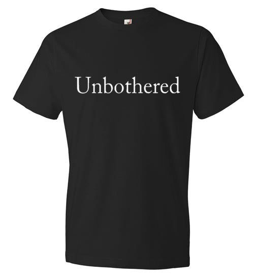 The Unbothered Shirt