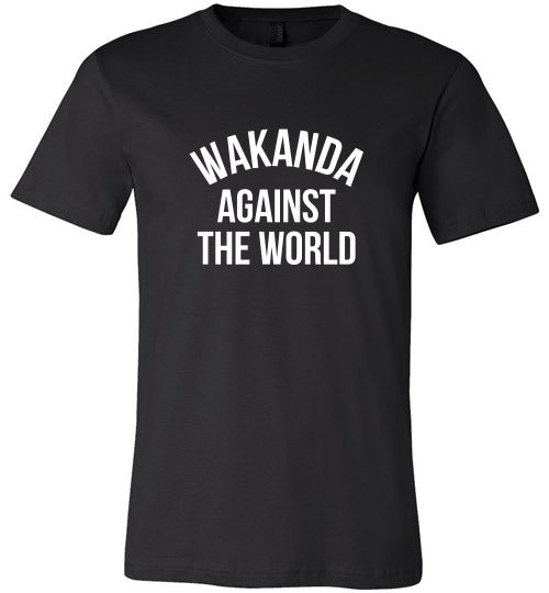 Wakanda Against The World LQR