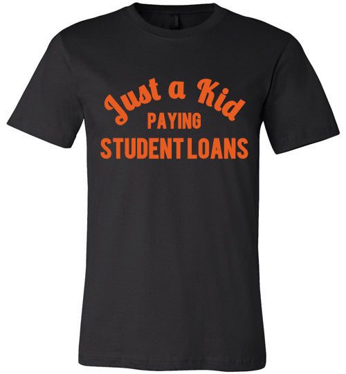 Just a Kid LQR Men's (Orange)