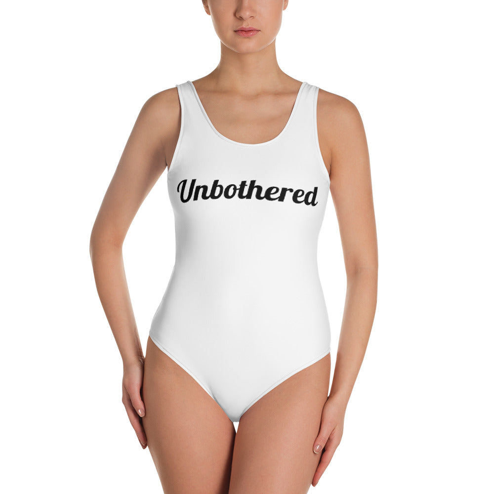 Unbothered One-Piece Swimsuit