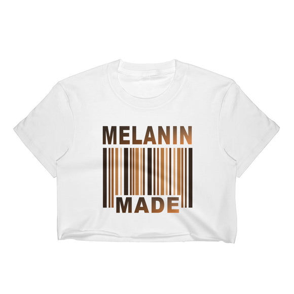 Melanin Made Crop Top