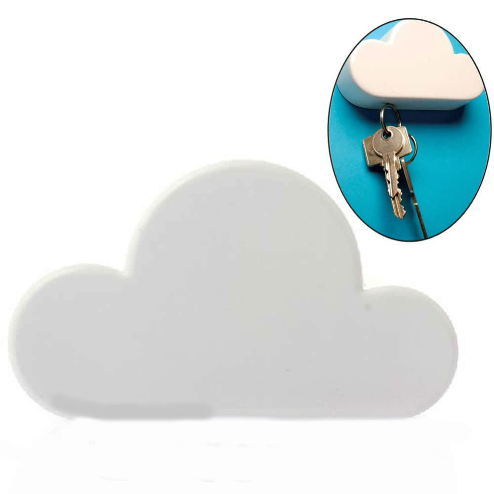 Magnetic Cloud-Shaped Key Holder