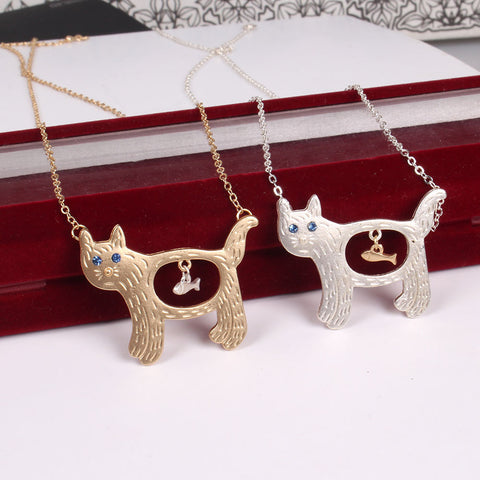 Image of Cat's Desire Necklace