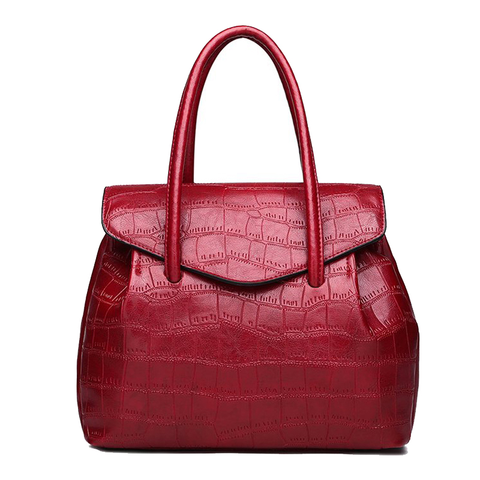 Crocodile Handbag