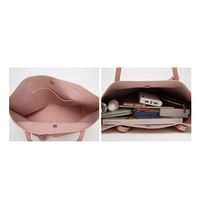 Versatile Handbag  Multiple Colors