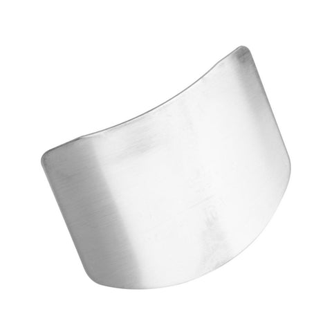 Image of Chop Safe Finger Guard Protect Finger Stainless Steel Kitchen Hand Protector