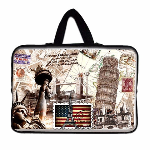 Soft Sleeve Laptop Bag Case Cover for 17 inch, Size - 17 inch