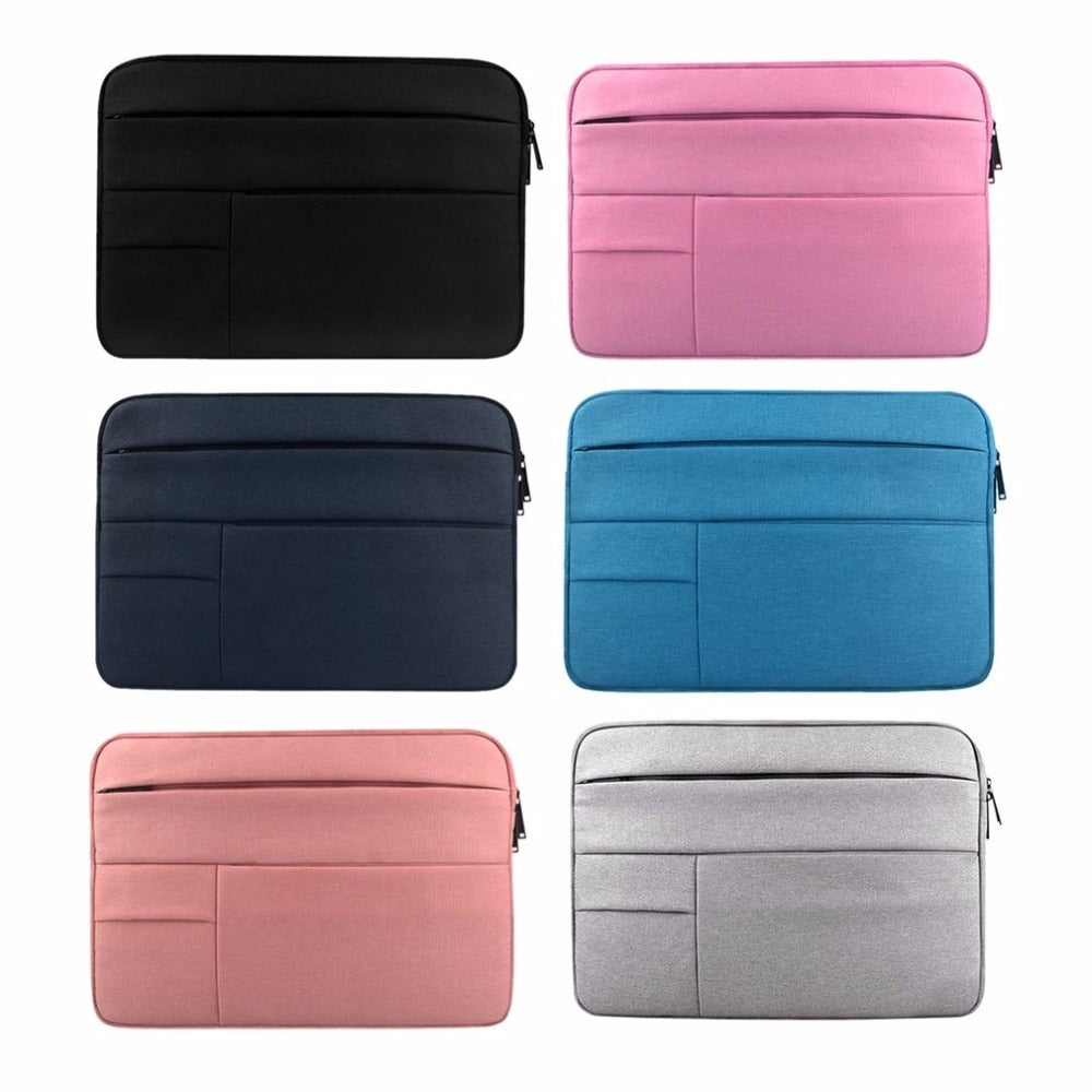 Laptop Bag Case Sleeve Computer Notebook sizes 11.6 12 13 14 15 15.6 inch Waterproof