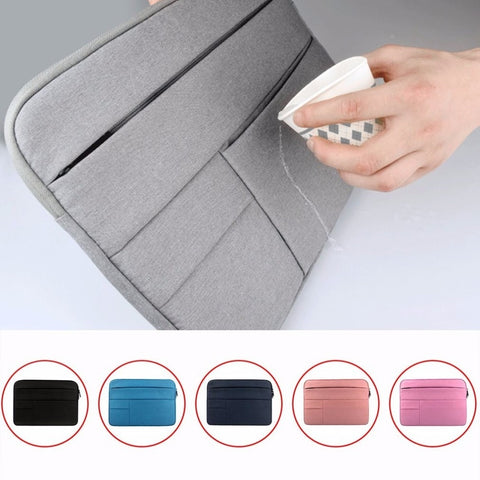Image of Laptop Bag Case Sleeve Computer Notebook sizes 11.6 12 13 14 15 15.6 inch Waterproof
