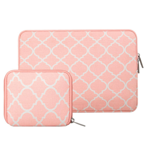 Image of Tablet and Laptop  case sleeve in 11.6 13.3 14 15.6 inch Laptop Sleeve Bag for Mac Book Air 13 Pro 13 15 Asus Acer Dell Chromebook Portable