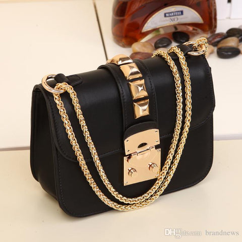 Image of Mini Crossbody Leather handbags bags