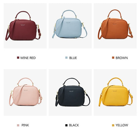 Image of Handbags and Purses Women Bags 2 Zipper Shoulder Bags Crossbody Tote Bags Top-Handle Bags