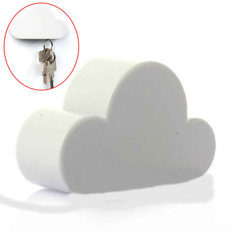 Image of Magnetic Cloud-Shaped Key Holder