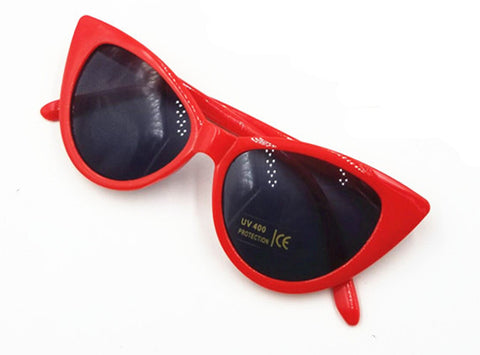 Retro Vintage Cat-Eye Sunglasses Women Eyewear