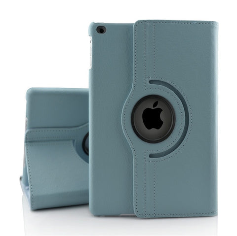 Image of Case For iPad 2 3 4 Leather Rotating Stand Cover For iPad 4 3 2 Tablet Protective Case