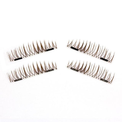 Magnetic False Eye Lashes 2 Pair multiple styles - Free Shipping