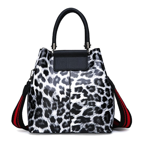Designer Animal Print Handbags