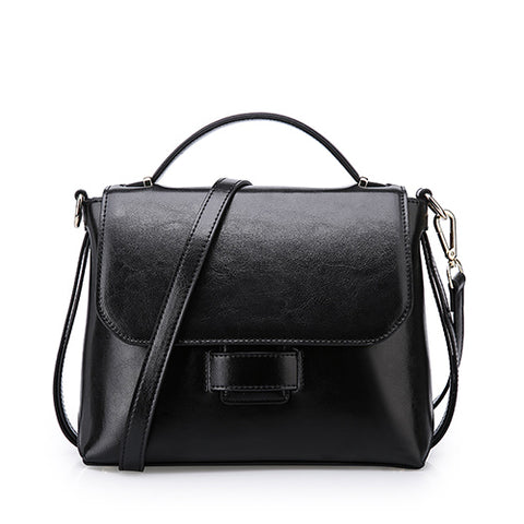 Image of Genuine Leather Handbag