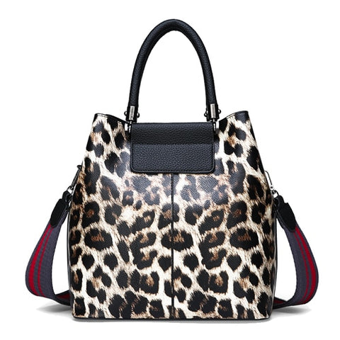 Image of Designer Animal Print Handbags
