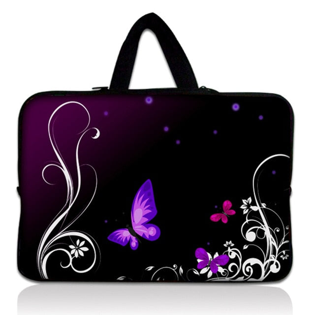 Soft Sleeve Laptop Bag Case for  15.4 inch