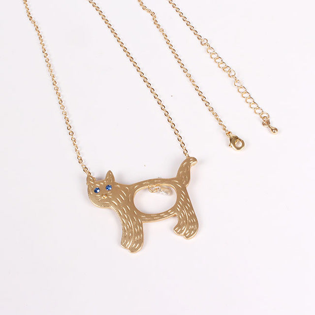 Cat's Desire Necklace