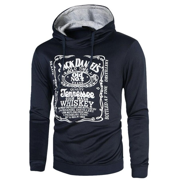 T bird hoodie Men Letter 3D printing Hip hop Sweatshirt fashion Mens hoodies 2017 brand Autumn Winter Cotton pullover male hoody