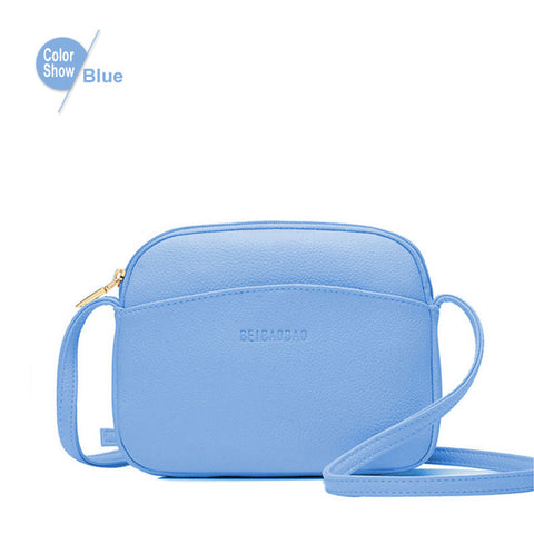 Image of Hot Casual Crossbody Handbag Casual Style Mini in Multiple Candy Colors