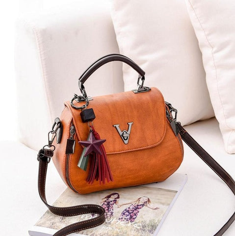 Image of Crossbody handbag in multiple colors