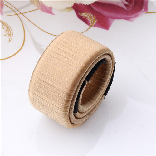 Magic DIY Tool Bun Maker French Dish Women Hair Accessories