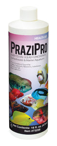 Aquarium Solutions PraziPro for F&S water 118ml (4fl oz), 473ml (16oz)