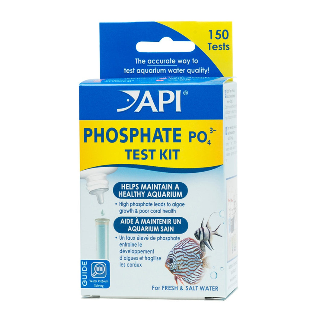 Api Phosphate  Test Kit for Fresh and Salt water