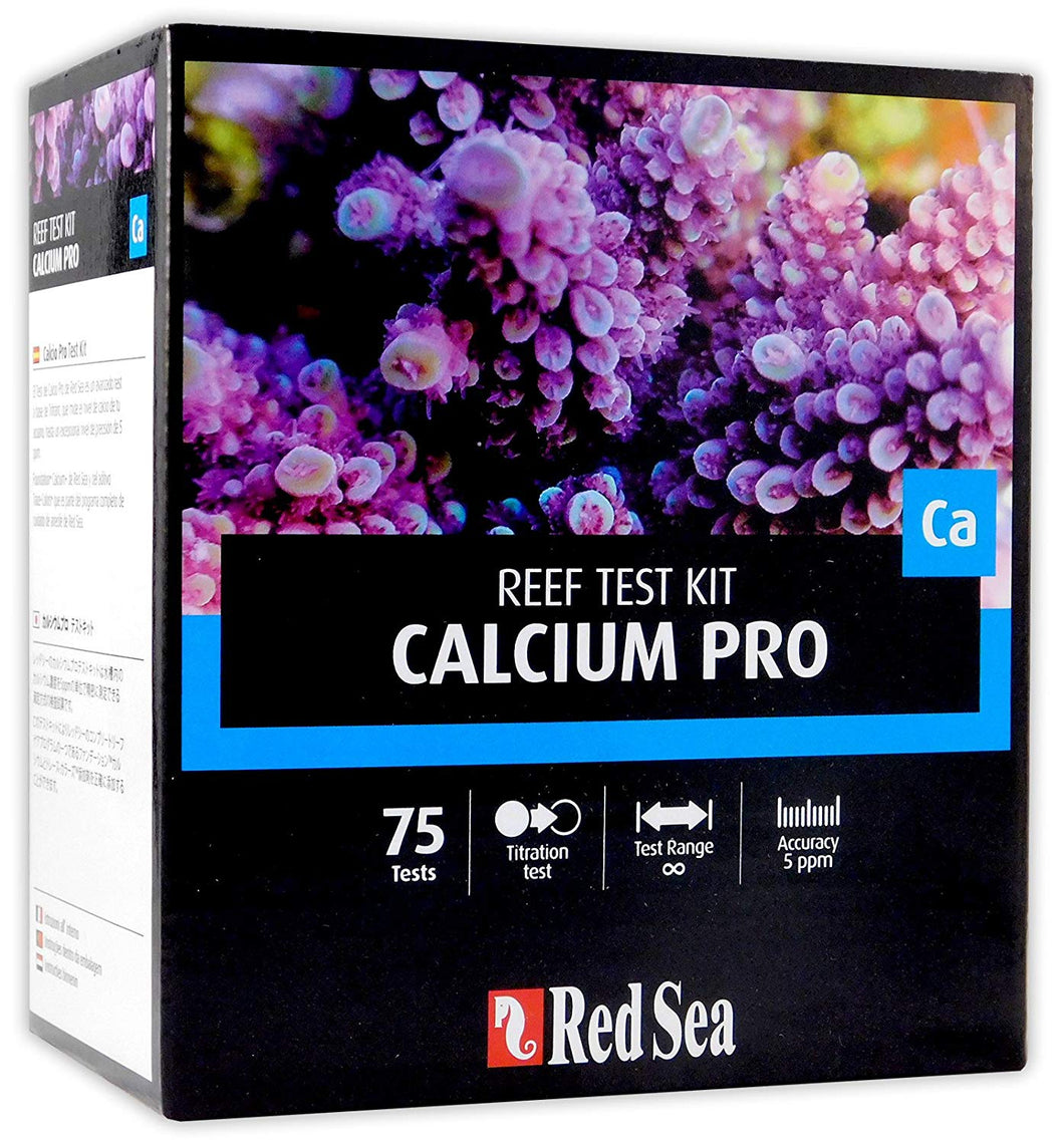 Red Sea Reef Test Kit Calcium PRO (75 tests)