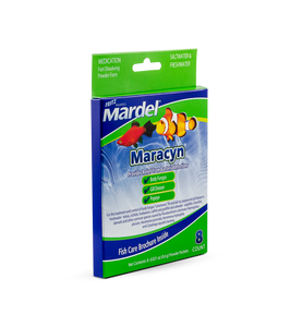 Fritz Aquatics Mardel Maracyn S&F Water (8ct)