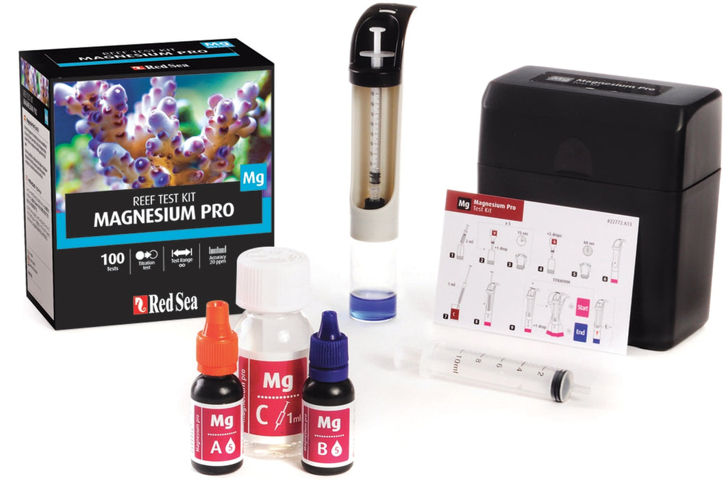 Red Sea Reef Test Kit Magnesium PRO (100 tests)