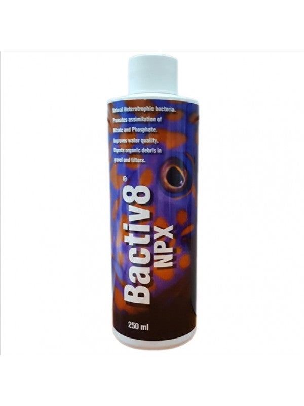 Two Little Fishies, Bactiv 8 NPX 250ml