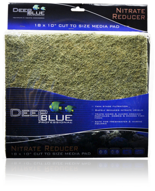 Deep Blue Professional, Nitrate Reducer 18x10