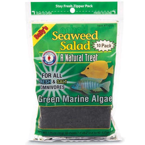 Sally's Seaweed Salad for all Fresh and Salt Omnivores 12g