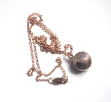 Medium Mood Necklace in Rose Gold