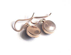 Medium Mood Earrings in Rose Gold