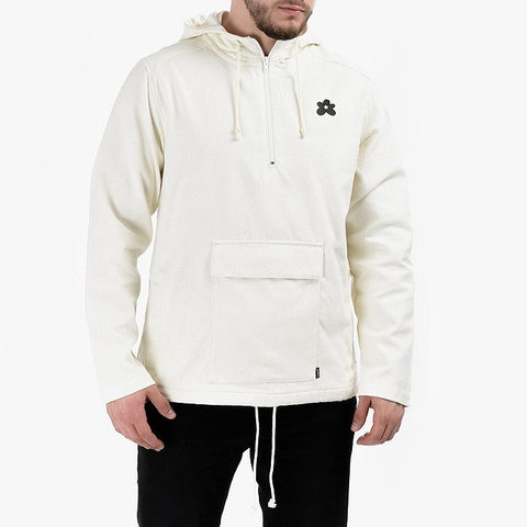 GOLF LE FLEUR X CONVERSE ANORAK NATURAL – Not 4 Every 1