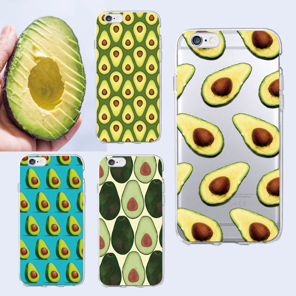 Avocado Phone Case for iPhone 6/7/8/X