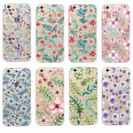 Assorted Floral Phone Case for iPhone 6/7/8/X