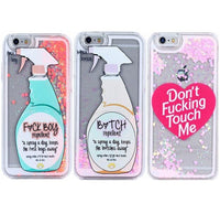Glitter Phone Case for iPhone 5/6/7/8/X