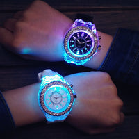 LED Unisex Wristwatch