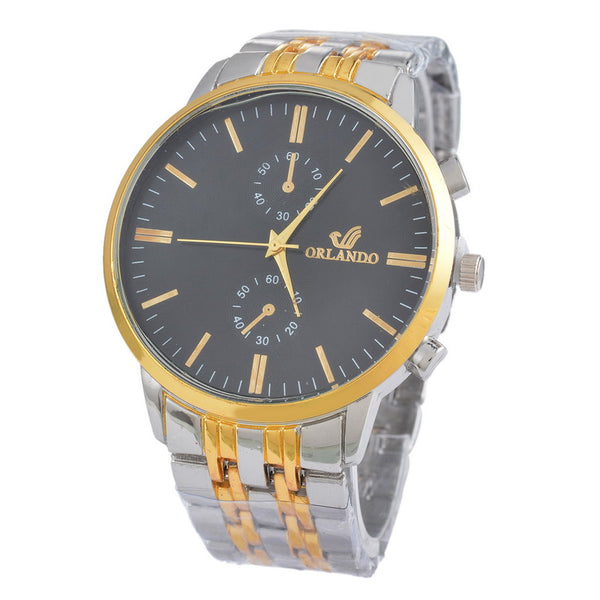 Mason Stainless Steel Watch