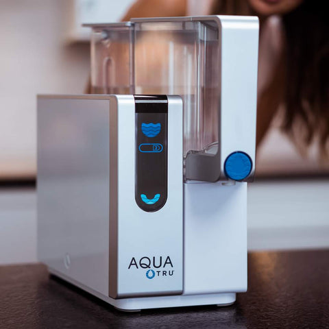 above counter reverse osmosis water filter