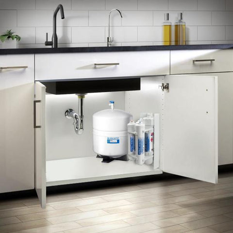 under counter ro water filter