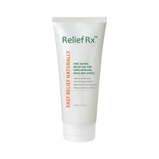 Relief Rx Aloe Vera and Hemp Oil Relief Lotion