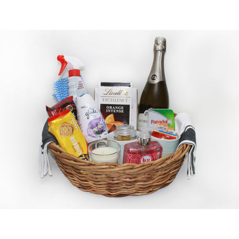 Deluxe New Home Basket